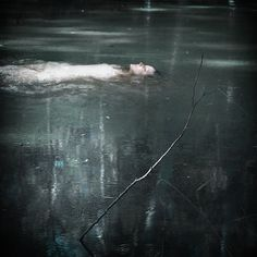 .. and mermaid like awhile they bore her up.  Ophelia ~ Hamlet