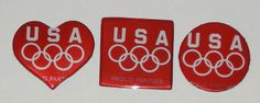 2012 London Olympics Coca Cola Soda Can Magnets by SodaCanBuddies
