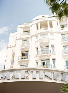 Hotel Martinez in Cannes France | photography by http://www.kalliebrynn.com/