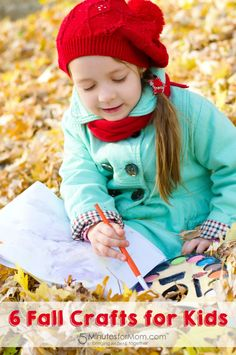 6 Easy Fall Crafts for Kids