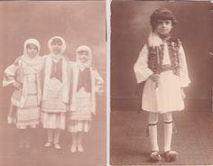 www.villsethnoatlas.wordpress.com (Grecy, Greeks) Lot of 2 Vintage 1930s Kids in Greek Folk Costumes Cabinet Photos | eBay
