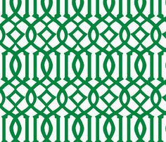 Less expensive version of wallpaper. Imperial Trellis-Dark Orange/White-Reverse-Large fabric by melberry on Spoonflower - custom fabric Trellis Wallpaper, Of Wallpaper, Pattern Wallpaper, Custom Wallpaper, Fabric Wallpaper, Wallpaper Ideas, Green And White Bedroom, White Trellis, Cool Fabric
