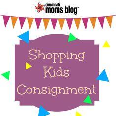 Shopping Kids Consignment | Cincinnati Moms Blog
