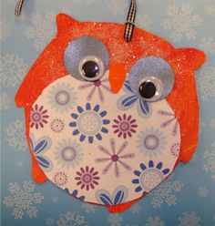 """mrspicasso's art room: Snow Owls- Part 2 of the """"Jolly Walk"""" Series"""