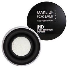 Poudre HD Microfinition - Poudre Visage de Make Up For Ever