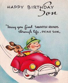 Happy Birthday Son...