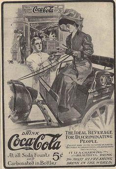 Old Coca cola ads and posters Coca Cola Poster, Coca Cola Ad, Always Coca Cola, World Of Coca Cola, Coca Cola Vintage, Pin Up Vintage, Vintage Design, Vintage Labels, Vintage Ads