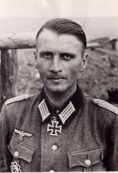 ✠ Wilhelm Knetsch (26.02.1906 - 27.03.1982) RK 08.10.1942 Major Kdr Inf.Rgt 545 389. Infanterie – Division