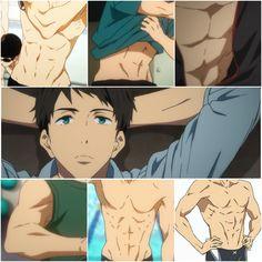 Me Me Me Anime, Anime Guys, Hot Anime, Anime Wolf, Manga Anime, Free Eternal Summer, Anime Boyfriend, Free Iwatobi Swim Club, Kyoto Animation