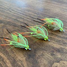 Epoxy Grass Shrimp Brown #2  Redfish Baby Tarpon Snook