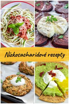 Tasty and healthy low carb and high protein recipes. Try these easy low carb recipes for breakfast, lunch, dinner or desserts. These meals contain much less carbohydrates than classic recipes, hence they are great for. Healthy Low Carb Recipes, High Protein Recipes, Protein Foods, Low Carb Keto, Kale, Breakfast Recipes, Avocado, Food And Drink, Lunch
