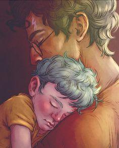"""Sleep well, kiddo. I will be here when you wake up."""
