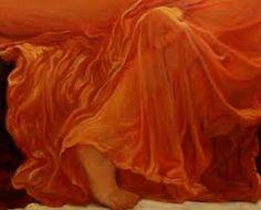 Resultado de imagen de frederic leighton bella durmiente