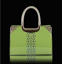 2014 dámske kabelky originálne patent kožené kabelky módne ženy messenger  tašky značky vláčiť vzory Spojka taška eac909b38b7