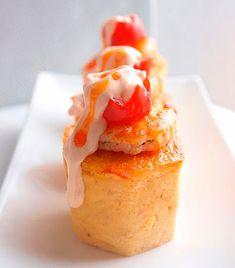 Pastel de pescado, 4 recetas diferentes ,   ¿Os gusta el pescado?... Si a vosotros os encanta comer pescado pero a vuestros hijos les cuesta un poco, ¿qué os parece probar nuevas recetas ...