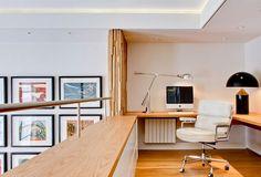 dustjacket attic: London Apartment