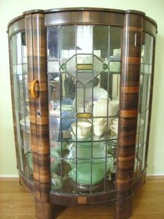 Art Deco interior design, Deco, art deco cabinet