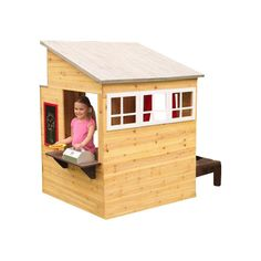 Found it at Wayfair.co.uk - Modern Outdoor Playhouse