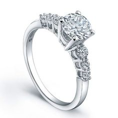 The perfect ring for the perfect bride!