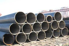 LARGE-DIAMETER PIPE A BRIGHT SPOT IN DOWN INDUSTRY: EVRAZ NORTH AMERICA