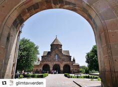 Vi lærer noe nytt hver dag. #reiseliv #reisetips #reiseblogger #reiseråd  #Repost @glimtavverden with @repostapp  Did you know that Armenia was the first country in the world to adopt Christianity as a state religion in 301 a.d.? This is Saint Gayane Church from the 7th century. . See my other photos from Armenia: #glimtavverdeninarmenia . . Visited in June 2015. . #vagharshapat #echmiadzin #visitarmenia #ig_armenia #travel #travelawesome #traveldiary #travelgram #travelmore…