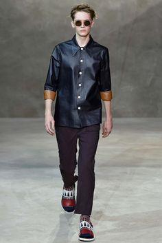 Marni Spring 2016 Menswear Fashion Show: Complete Collection - Style.com
