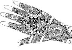 beautiful mehendi designs