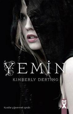 Yemin – Kimberly Derting PDF indir