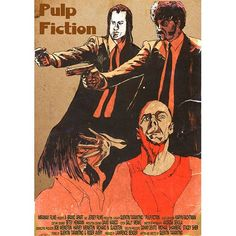 Pulp fiction poster   Find it at my store: https:// laourde.storenvy.com   #art #artist #artwork #artoftheday #curator #contemporary #draw #design #drawing #greece #gallery #greekart #instartist #paper #pencil #painting #portfolio #sketchbook #inks #comics #fanart #pulpfiction #poster #artforsale #posterspy #thodorislaourdekis #laourde #laourdeart #quentintarantino