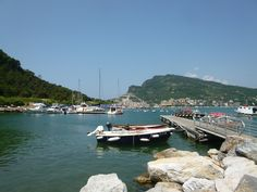 Palmaria Portovenere Liguria Italia (Luglio)