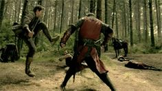 Legend of the seeker Kind of has the best fight scenes i have ever seen in a series before ♥