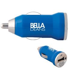 This #USB charger adapter charges cell phones, MP3 players, portable games and more. Use in your vehicle and always have power on the road! #travelgear