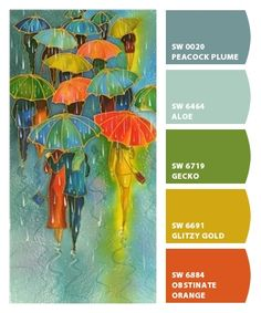 Paint colors from Chip It! by Sherwin-Williams. Silver Rain by Yelena Sidorova. ChipCard by Reni Apostolova.