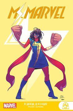 Ms. Marvel: Kamala Khan - Comics by comiXology