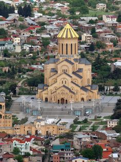 Tbilisi: Sameba Cathedral