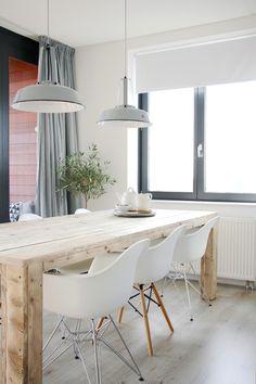 Mesa comedor. Facilisimo.com