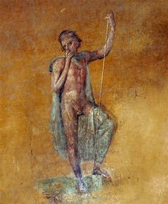 Pompeii - Wall painting