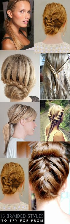 15 Braided Prom Hairstyles You Have to See