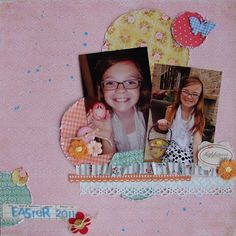 Circle challenge at Frosted Designs