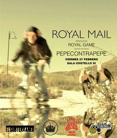 El Festival El Subterráneo a lo largo de este mes de febrero contará con la participación de Sello Salvaje, que celebra su quinto aniversario como sello de referencia en Sevilla. En 31canciones cubriremos el concierto que darán Pepecontrapepe Y Royal Mail el viernes 27.