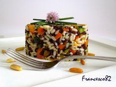 La cucina degli Angeli: Insalata di riso night & day by Montersino