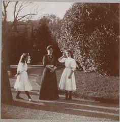 Marie, Alexandra and Olga
