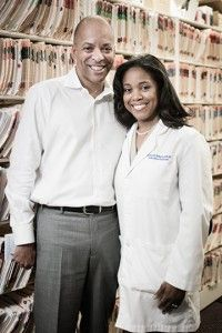 Drs. Thomas and Latonya Williams
