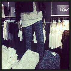 Lördag i leopard! #zoul #mq #butik #online #cityslim #vårfavorit