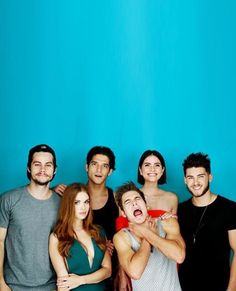 Love then #teenwolf #dylanobrien  #pack #family