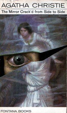 The Mirror Crack'd. Cover art: Tom Adams