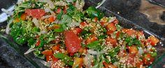 Салат италия горячий