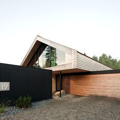 modern house architecture gassner zarecky