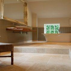 Badkamer gerealiseerd door Sanidrome Ben Scharenborg uit Haaksbergen.