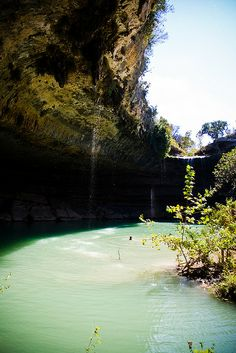 Hamilton pool, Austin. How pretty !! Can't wait to visit !